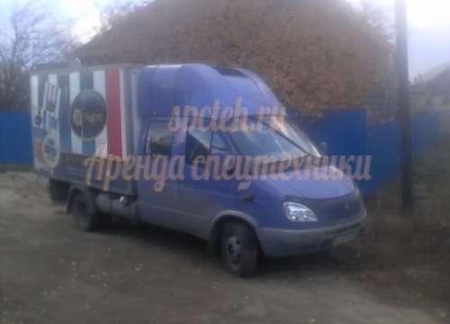 Газель ГАЗ 3221-408-2